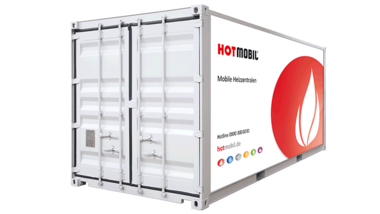 Heizcontainer HOTMASTER MHC 1.000