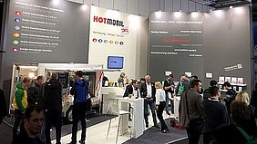 Hotmobil Messestand